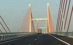 Quảng Ninh: Cầu Bạch Đằng điều chỉnh tốc độ tối đa 100km/h