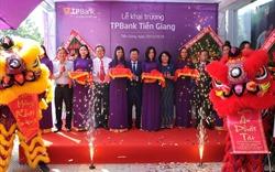 Chi nhánh TPBank đầu tiên tại tỉnh Tiền Giang đã chính thức đi vào hoạt động