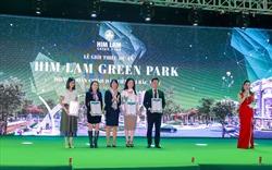 Him Lam Green Park gây ấn tượng ngay trong ngày đầu ra mắt dự án