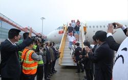 Hành khách bay đến và đi sân bay Vân Đồn sẽ được nhận voucher giảm giá vui chơi tại Sun World Halong Complex