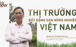 """Kiến tạo thị trường bất động sản nông nghiệp: Để """"hạt gạo"""" vươn khỏi """"làng ta"""""""