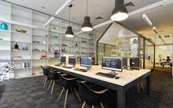 Nở rộ xu hướng đầu tư nhà phố cải tạo thành văn phòng cho thuê