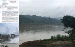 Bộ Tài nguyên và Môi trường khuyến cáo rủi ro xây 2 thủy điện trên sông Hồng