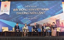 Diễn đàn bất động sản Việt Nam 2019: Nơi hiến kế gỡ khó cho thị trường