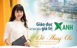 Phó Chủ tịch HĐQT Capital House: Giáo dục xanh sẽ lan tỏa giá trị xanh