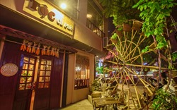Ấn tượng với quán cafe đậm chất dân tộc giữa phố phường Hà Nội