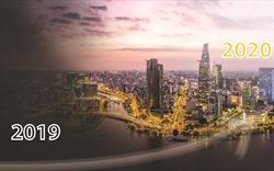 """Bất động sản TP.HCM 2020: Tương lai nào sau """"nút thắt cổ chai""""?"""