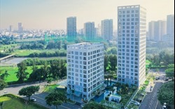Phu My Hung develops first all-duplex apartment project in Ho Chi Minh City
