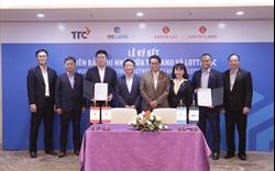Lotte E&C & TTC Land to develop property projects