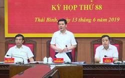 """UBND tỉnh Thái Bình """"vượt mặt"""" HĐND duyệt dự án BT cho BIDGroup"""