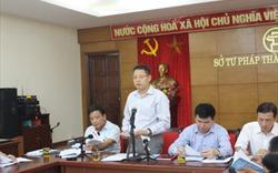 Sở Xây dựng chỉ ra nguyên nhân gây ngập úng ở Hà Nội
