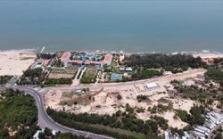 Bà Rịa - Vũng Tàu: Khu du lịch Minh Tuấn - Sông Ray thi công xây dựng, rao bán trái phép