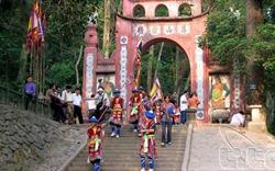 Phú Thọ: Không tổ chức phần hội tại các di tích thờ Hùng Vương trên toàn tỉnh