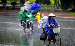 Dự báo thời tiết ngày 23/5/2020: Hà Nội có mưa dông