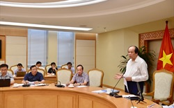 Tổ công tác của Thủ tướng: Đừng lấy lý do để trì hoãn cải cách