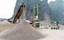 Bộ Xây dựng: Cần khắc phục tình trạng khai thác vật liệu xây dựng tràn lan