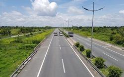 Đồng bằng sông Cửu Long có mật độ đường cao tốc xếp gần chót bảng