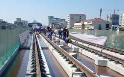 """Nhìn lại 10 năm """"lỡ hẹn"""" của tuyến đường sắt Bến Thành - Tham Lương"""