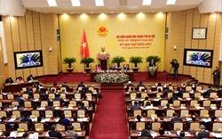 Khai mạc Kỳ họp thứ 11 HĐND TP. Hà Nội khóa XV