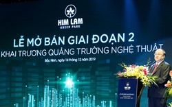 80% giỏ hàng Him Lam Green Park tại lễ mở bán giai đoạn 2 đã có chủ