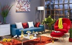 Gợi ý những gam màu cho phòng khách ngày Tết giúp gia chủ rước lộc về nhà