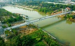 Mục sở thị những cây cầu đẹp như tranh trong lòng thành phố xanh Ecopark