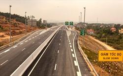 Chuyển sang đầu tư công một số dự án thành phần cao tốc Bắc - Nam