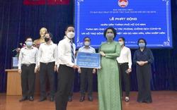 SCB tặng 100 giường y tế và 1,3 tỷ đồng chung tay chống dịch bệnh Covid-19