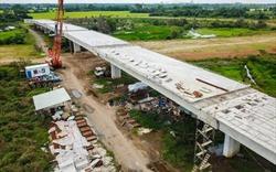 Vì sao chủ đầu tư đề nghị tạm dừng thi công cao tốc Trung Lương - Mỹ Thuận?