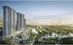 Dự án căn hộ cao cấp nhất Ecopark có hồ cảnh quan hơn 50ha