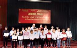 SeABank trao tặng nhà cho hộ nghèo và học bổng khuyến học cho những trẻ em gặp khó khăn tại Điện Biên