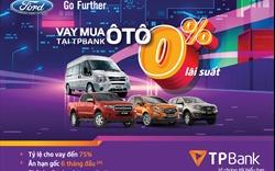 Dễ dàng sở hữu xe Ford với lãi suất 0%
