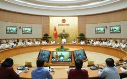 Nghị quyết phiên họp Chính phủ thường kỳ tháng 5