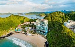 Tưng bừng Flamingo Cát Bà Beach Resort ngày đầu tiên đón khách