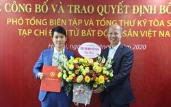 Bổ nhiệm Phó Tổng biên tập Tạp chí điện tử Bất động sản Việt Nam