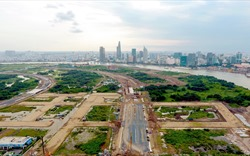 Lượng dự án giảm tạo cơ hội tăng giá nhà tại TP.HCM