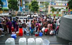 An ninh nguồn nước bị đe dọa: Xung đột xã hội sẽ xảy ra
