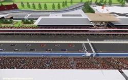 Bất động sản 24h: Hà Nội vào mùa đua F1, loạt khách sạn sắp hốt bạc, cháy phòng
