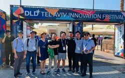 Hành trình khám phá Israel của startup Việt
