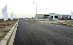Hải Phòng: Đường giao thông tại khu công nghiệp làm từ rác thải nhựa