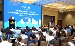 """TP.HCM: Hội thảo """"Xu thế sở hữu Bất động sản: Kinh nghiệm quốc tế và Thực tiễn của Việt Nam"""""""