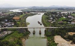 Cầu Đoan Hùng: Phân luồng lại tuyến Phú Thọ - Tuyên Quang trên Quốc lộ 2