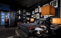 Chiêm ngưỡng mẫu thiết kế nội thất toàn màu đen thanh lịch