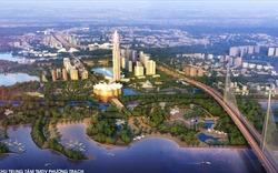 Xin chào thành phố bờ Bắc sông Hồng!