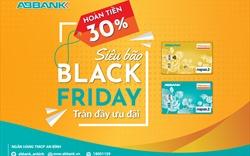 Black Friday: Hoàn tiền 30% khi mua sắm online với ABBANK YOUcard