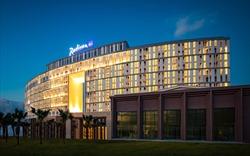 Eurowindow Holding khai trương 2 khu du lịch nghỉ dưỡng 5 sao tại Bãi Dài