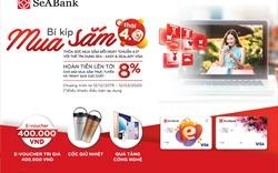 SeABank tặng iPhone 11 cho khách hàng mở mới thẻ SeA-Easy và SeALady Visa