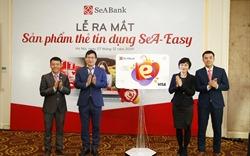 SeABank ra mắt thẻ SeA-Easy với tính năng hoàn tiền lên tới 8%