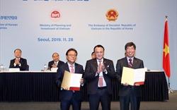 Tân Hoàng Minh bắt tay với Hàn Quốc xây dựng khu đô thị thông minh 3,5 tỷ USD