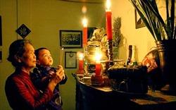 Không gian văn hóa thờ trong ngôi nhà Việt